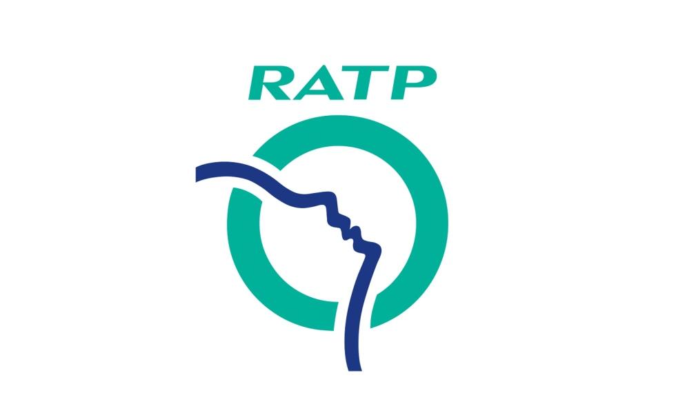 Le logo de la RATP